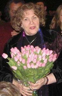 Ліна Костенко 19 березня 2008 року, День Народження